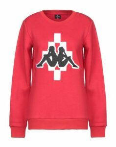 MARCELO BURLON x KAPPA TOPWEAR Sweatshirts Women on YOOX.COM