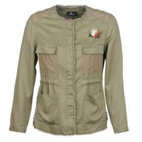 One Step  MILA  women's Jacket in Kaki