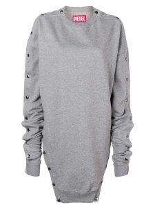 Diesel Red Tag Diesel x Glenn Martens sweatshirt - Grey
