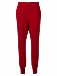 Stella McCartney Julia trousers - Red