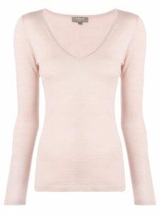 N.Peal superfine jumper - Pink