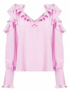 Stella McCartney Marely blouse - PINK