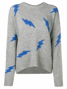 Zadig & Voltaire cashmere Markus sweater - Grey