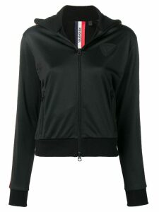 Rossignol shawl fleece zip jacket - Black