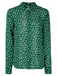 Reformation Violet top - Green