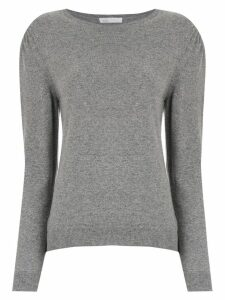 Nk cashmere knitted sweater - Grey