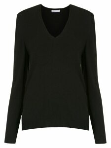 Nk knitted cashmere sweater - Black