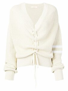 Ssheena oversized jumper - Neutrals