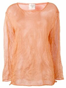 Forte Forte lightweight sweater - Orange