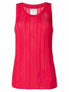 Barrie fine knit tank top - PINK