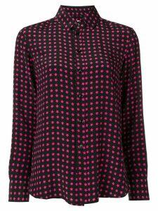 Saint Laurent stars print shirt - Black