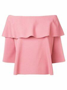 Stella McCartney off shoulder top - Pink