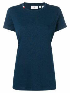Rossignol stripe crew neck T-shirt - Blue