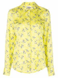Baum Und Pferdgarten Marjani floral print shirt - Yellow