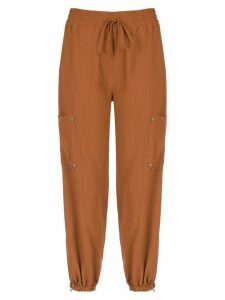 Nk jogging trouseres - Brown