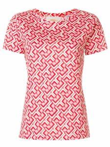 La Doublej print short-sleeve T-shirt - Red