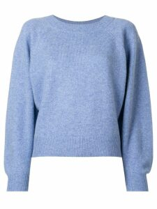 Vince crew neck jumper - Blue