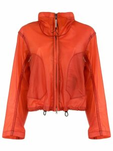 Isaac Sellam Experience zipped-up jacket - Orange