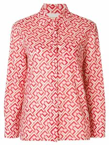 La Doublej Voile shirt - Red