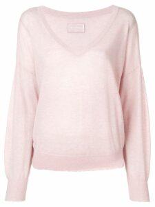 Zadig & Voltaire Kiki jumper - Pink
