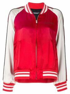 Undercover rabbit bomber jacket - Red