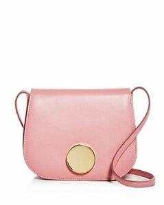 Little Liffner Leather Mini Saddle Bag