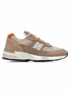 New Balance W991 sneakers - Brown