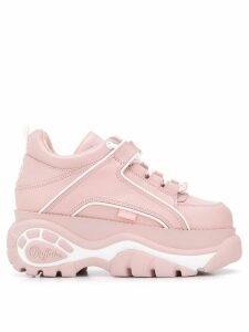 Buffalo ridged sole sneakers - Pink