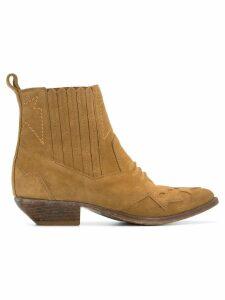 Roseanna Tucson boots - Brown