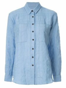 Mara Hoffman Margot Top - Blue
