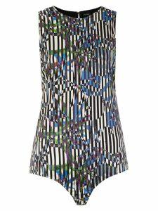 Tufi Duek printed bodysuit - Multicolour