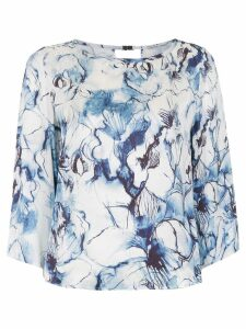 Tufi Duek printed blouse - White
