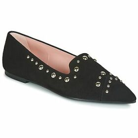Pretty Ballerinas  ANGELIS  women's Loafers / Casual Shoes in Black