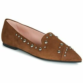 Pretty Ballerinas  ANGELIS  women's Loafers / Casual Shoes in Brown