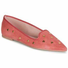 Pretty Ballerinas  MAHA  women's Shoes (Pumps / Ballerinas) in Pink