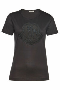 Moncler Embroidered T-Shirt