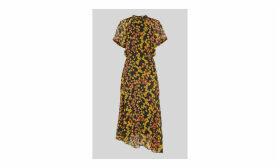 Daisy Print Stine Dress