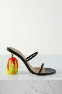 Tibi - Wool-blend Shorts - Blush