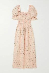 Chloé - Stretch Jacquard-knit Sweater - Blue