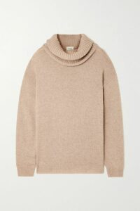 Brandon Maxwell - Wool-crepe Midi Dress - Fuchsia
