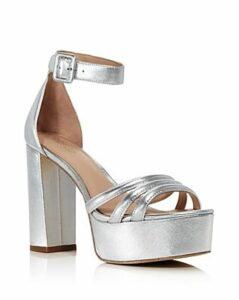 Rachel Zoe Women's Ella High-Heel Platform Sandals