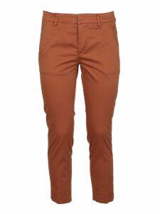Dondup Dondup Straight Leg Trousers
