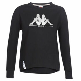 Kappa  YOLDIE  women's Sweatshirt in Black