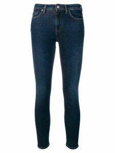 Acne Studios Climb stretch fit jeans - Blue