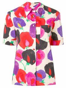 La Doublej Clerk shirt - NEUTRALS