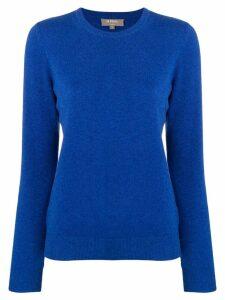 N.Peal slim-fit pullover - Blue