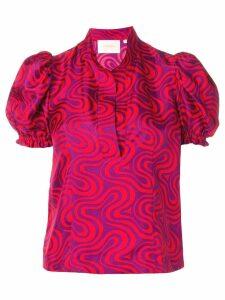 La Doublej Shortcake shirt - Red