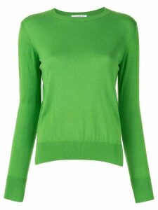 Enföld silk blend sweatshirt - Green