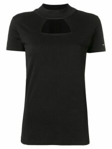 1017 ALYX 9SM cut-out logo T-shirt - Black