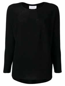 Christian Wijnants round neck jumper - Black